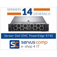 Dell EMC PowerEdge R740 www.servus-comp.pl