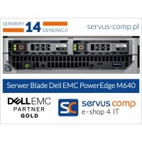Dell EMC PowerEdge M640