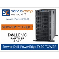 SERWER DELL POWEREDGE T630