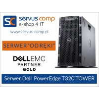 SERWER DELL EMC POWEREDGE T320