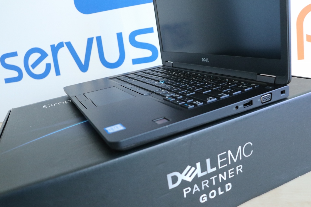 Laptop Dell Latitude 5480 Servus Comp GOLD Partner DellEMC