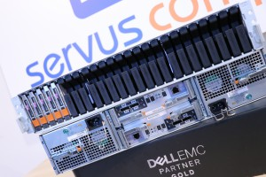 Integracja 2 x PÓŁKA DO MACIERZY DELL EMC VNX 5200 VNX 5400 Servus Comp GOLD PARTNER DELL EMC www.servus-comp.pl